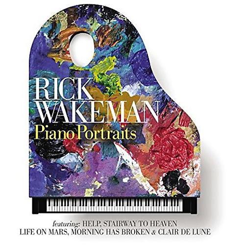 Alliance Rick Wakeman - Piano Portraits thumbnail