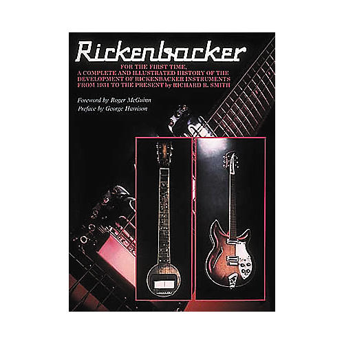 Centerstream Publishing Rickenbacker - Reference Book thumbnail
