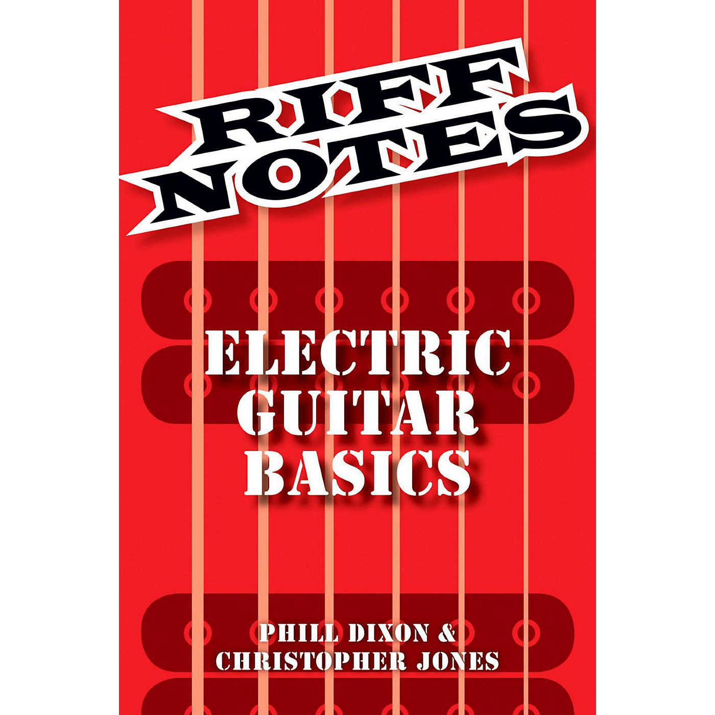 Hal Leonard Riff Notes - Electric Guitar Basics thumbnail