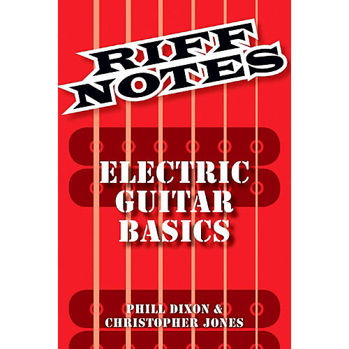 Hal Leonard Riff Notes - Electric Guitar Basics thumbnail