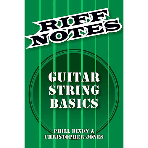 Hal Leonard Riff Notes - Guitar String Basics thumbnail
