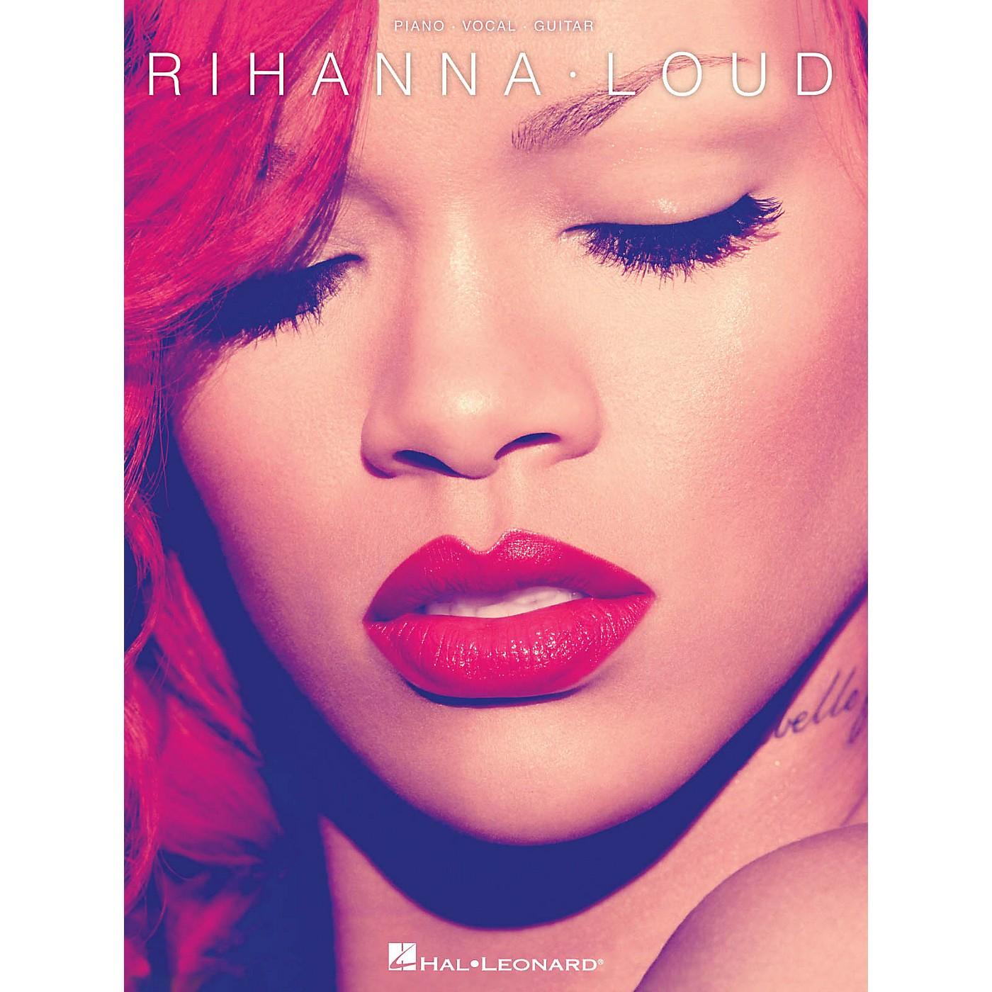Hal Leonard Rihanna - Loud Songbook thumbnail