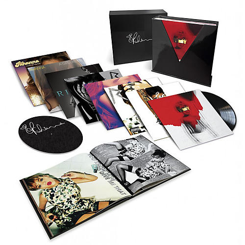 Alliance Rihanna - Studio Album Vinyl Box thumbnail