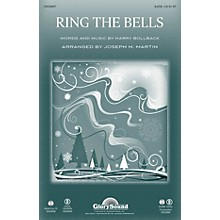 Shawnee Press Ring the Bells SATB arranged by Joseph M. Martin
