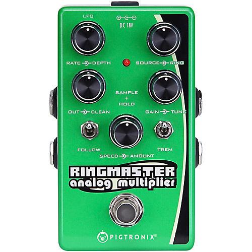 Pigtronix Ringmaster Ring Modulator Analog Multiplier Effects Pedal thumbnail