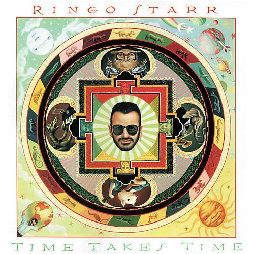 Alliance Ringo Starr - Time Takes Time  (Red) thumbnail