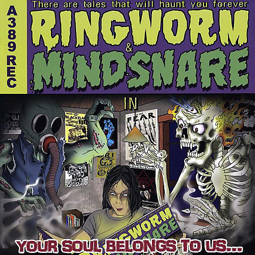 Alliance Ringworm - Your Soul Belongs to Us thumbnail