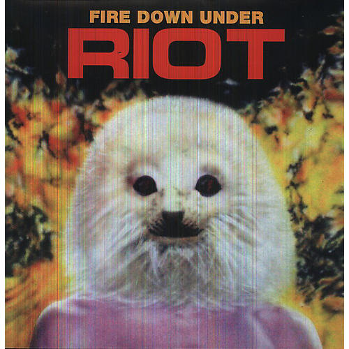 Alliance Riot - Fire Down Under thumbnail