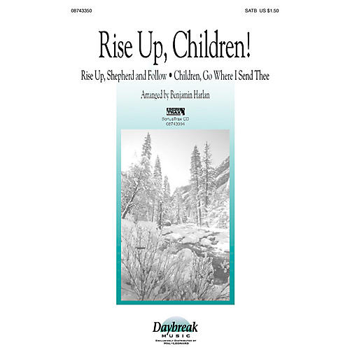 Daybreak Music Rise Up, Children! (Instrumental Pak (Combo)) IPAKO Arranged by Benjamin Harlan thumbnail