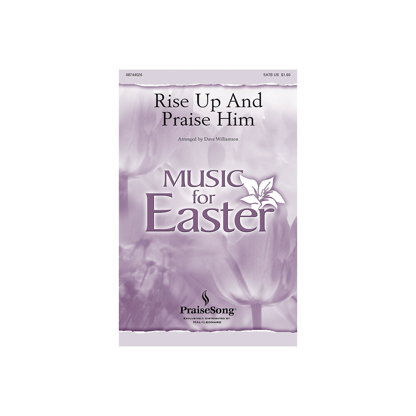 PraiseSong Rise Up and Praise Him IPAKO Arranged by Dave Williamson thumbnail