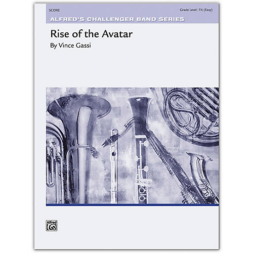 Alfred Rise of the Avatar Conductor Score 1.5 (Easy) thumbnail