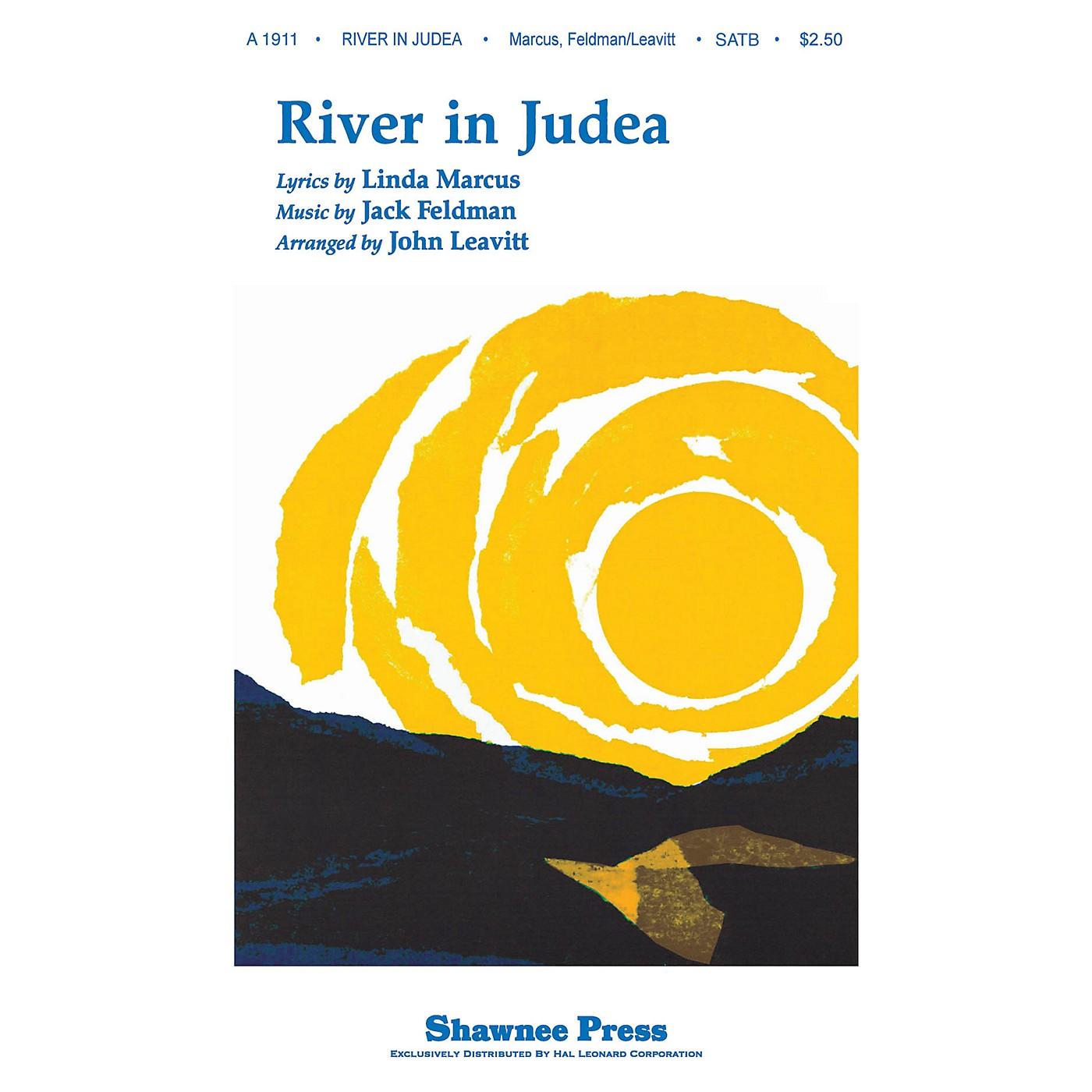 Shawnee Press River in Judea 2-Part Arranged by John Leavitt thumbnail