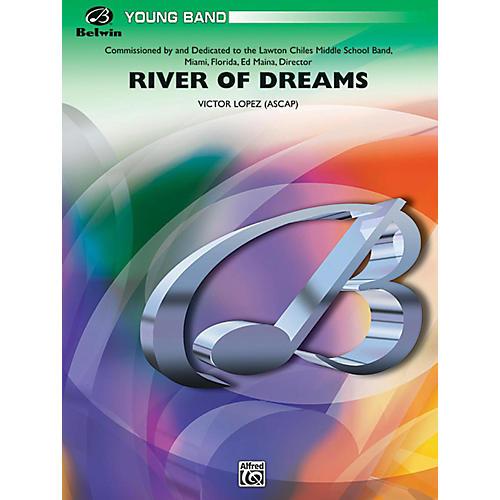 Alfred River of Dreams Concert Band Grade 2 Set thumbnail