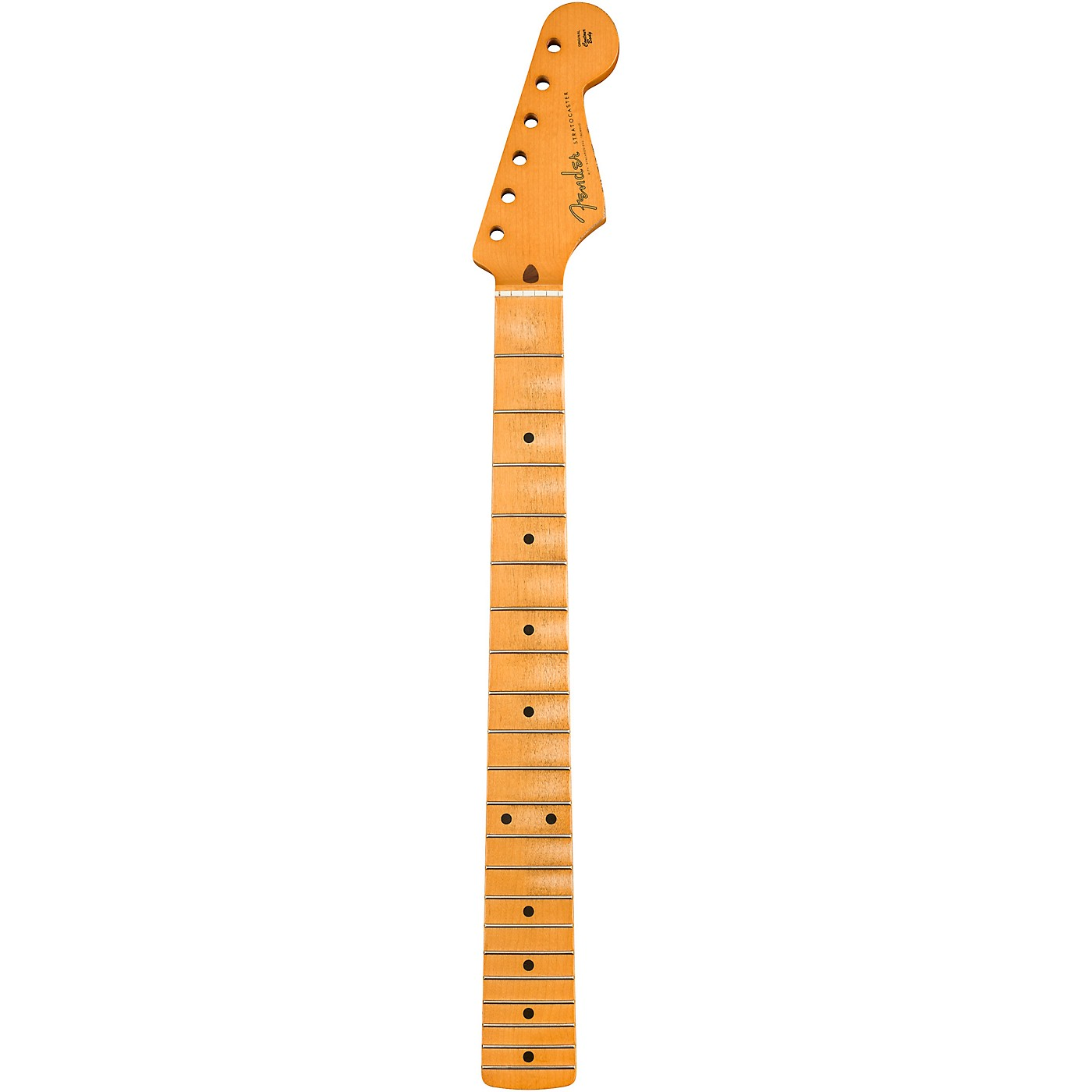 Fender Road Worn 50s Stratocaster Neck with Maple Fingerboard thumbnail