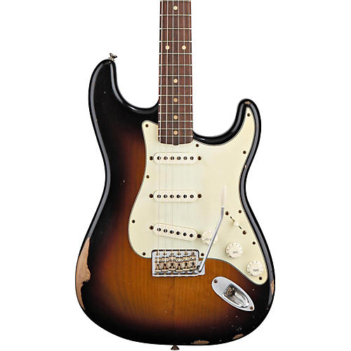 Fender Road Worn '60s Stratocaster Electric Guitar-thumbnail