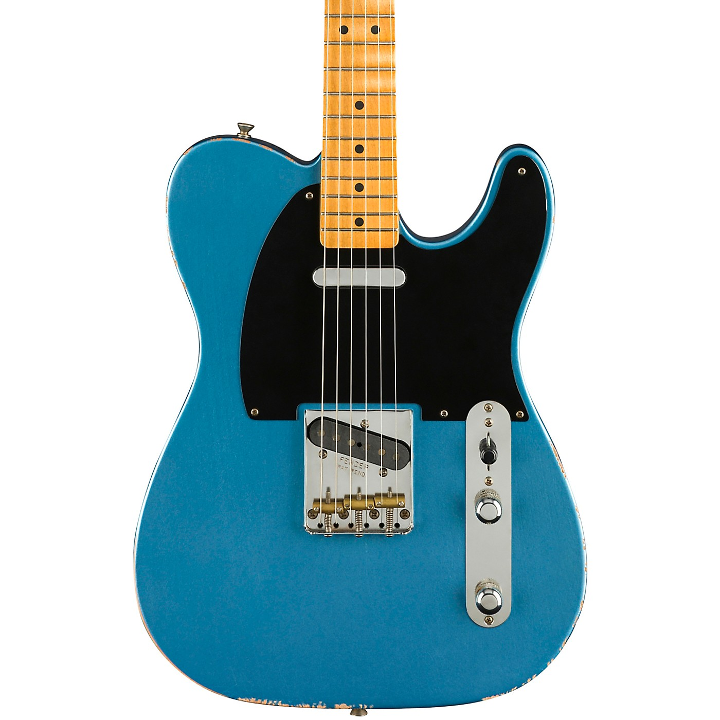 Fender Road Worn Limited Edition '50s Telecaster Electric Guitar thumbnail