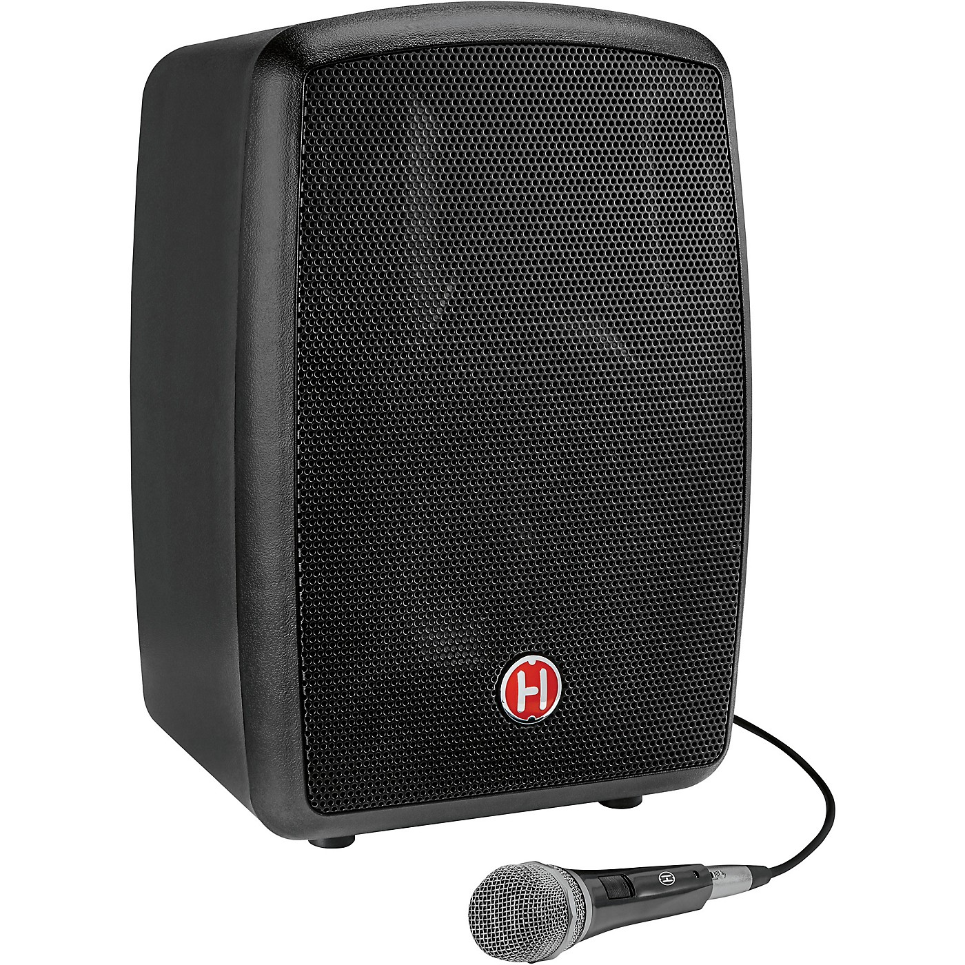 Harbinger RoadTrip 25 8in. Battery-Powered Portable Speaker with Bluetooth and Microphone thumbnail