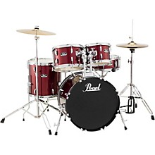 Pearl Roadshow 5-Piece Fusion Drum Set