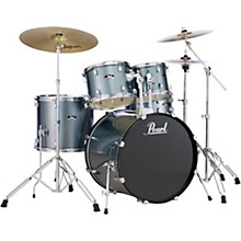 Pearl Roadshow Complete 5-Piece Drum Set with Hardware and Zildjian Planet Z Cymbals