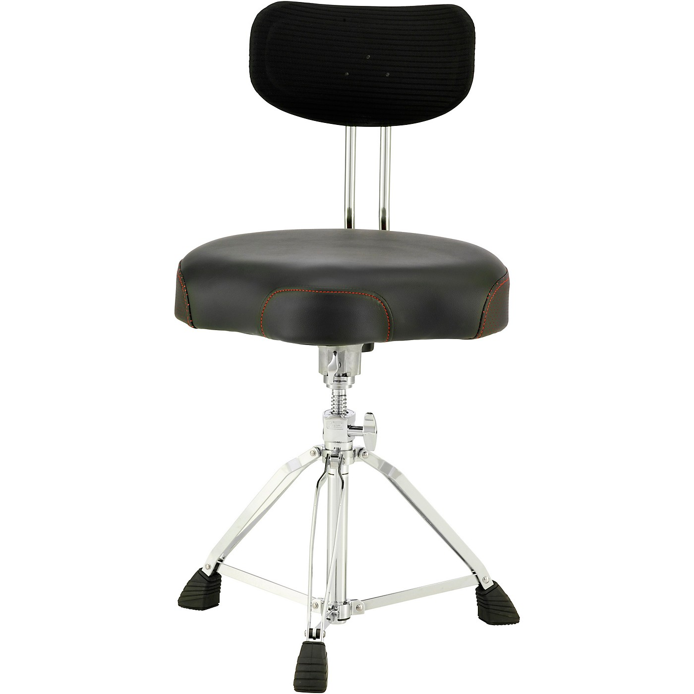 Pearl Roadster D3500BR Multi-Core Saddle Throne w/Backrest thumbnail