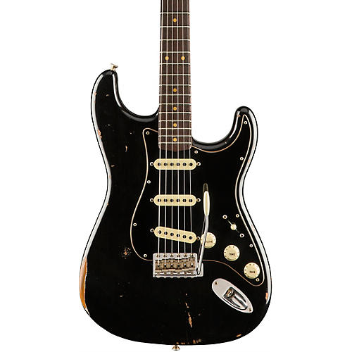 Fender Custom Shop Roasted Poblano Stratocaster Relic Rosewood Fingerboard Limited Editon Electric Guitar thumbnail