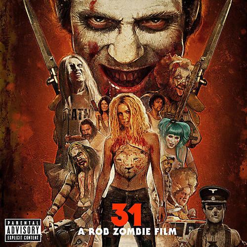 Alliance Rob Zombie - 31: A Rob Zombie Film (Original Soundtrack) thumbnail