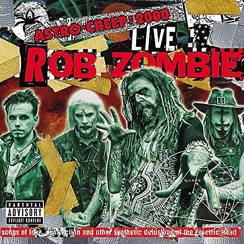 Alliance Rob Zombie - Astro-Creep: 2000 Live Songs Of Love, Destruction And Other Synthetic thumbnail