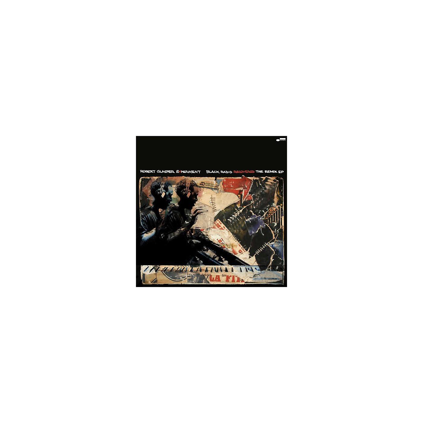 Alliance Robert Glasper - Black Radio Recovered: The Remix EP thumbnail