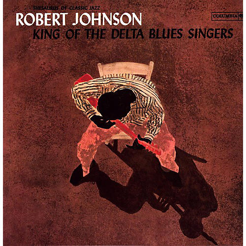 Alliance Robert Johnson - King Of The Delta Blues Singers [180 Gram Vinyl] thumbnail