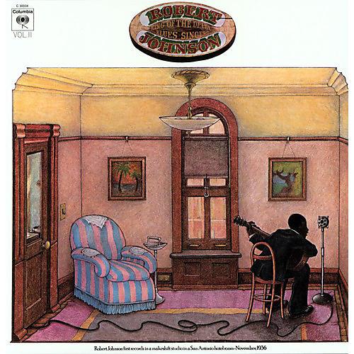 Alliance Robert Johnson - King Of The Delta Blues Singers, Vol. 2 [180 Gram Vinyl] thumbnail