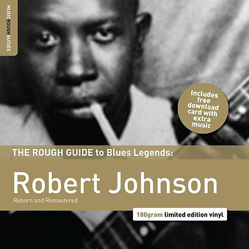 Alliance Robert Johnson - Rough Guide to Jazz & Blues thumbnail