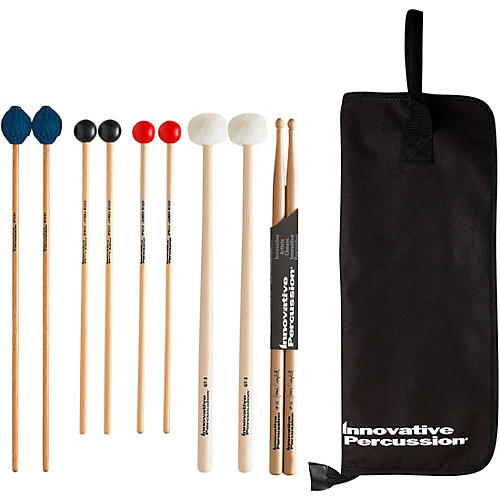 Innovative Percussion Robert Parks Intermediate Mallet Pack thumbnail