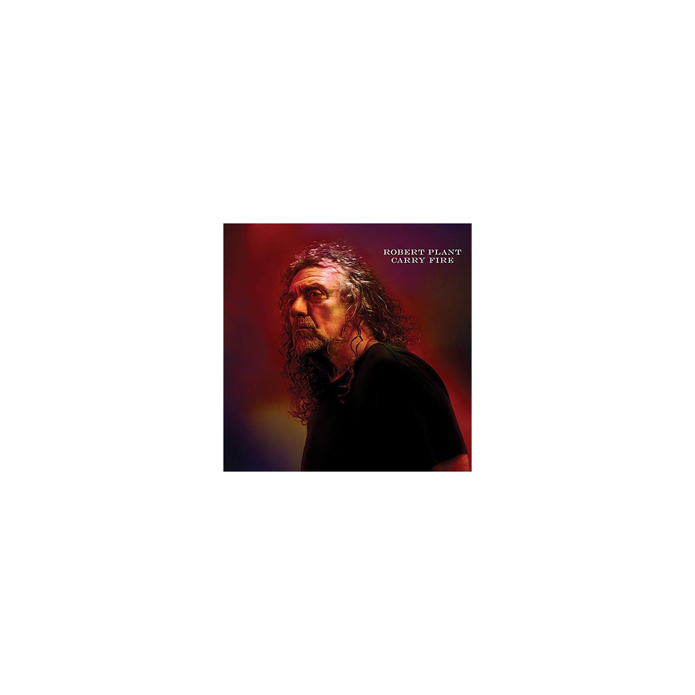 Alliance Robert Plant - Carry Fire thumbnail