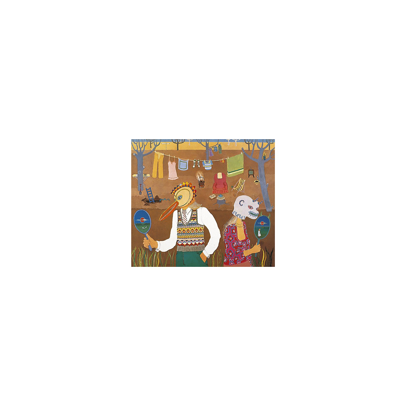 Alliance Robert Wyatt - Ruth Is Stranger Than Richard [With CD] [Reissue] [Limited Edition] thumbnail