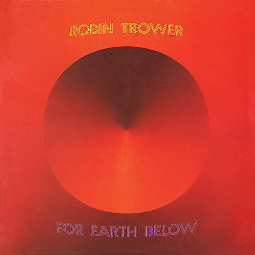 Alliance Robin Trower - For Earth Below thumbnail