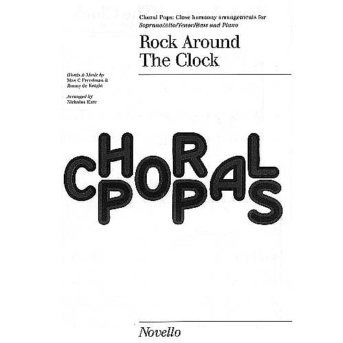 Novello Rock Around the Clock SATB Arranged by Nicholas Hare thumbnail
