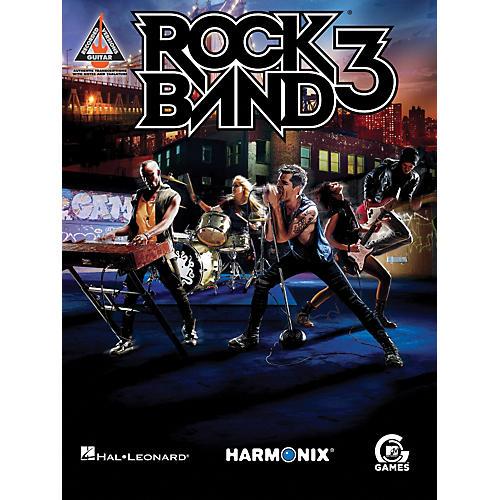 Hal Leonard Rock Band 3 Guitar Tab Songbook thumbnail