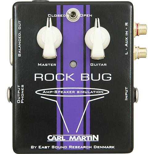 Carl Martin Rock Bug Headphone Guitar Amp and Speaker Simulator thumbnail