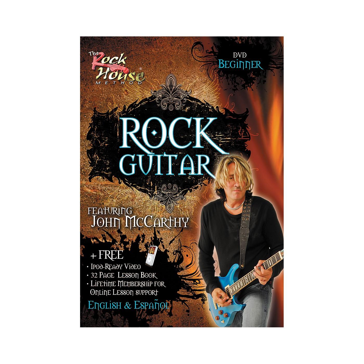 Rock House Rock Guitar Beginner (DVD) thumbnail