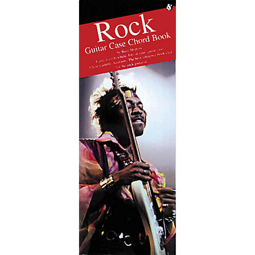 Music Sales Rock Guitar Case Chord Book Music Sales America Series Softcover Written by Russ Shipton thumbnail