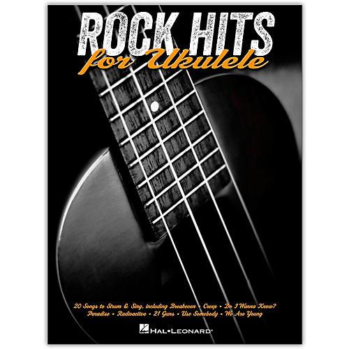 Hal Leonard Rock Hits for Ukulele thumbnail