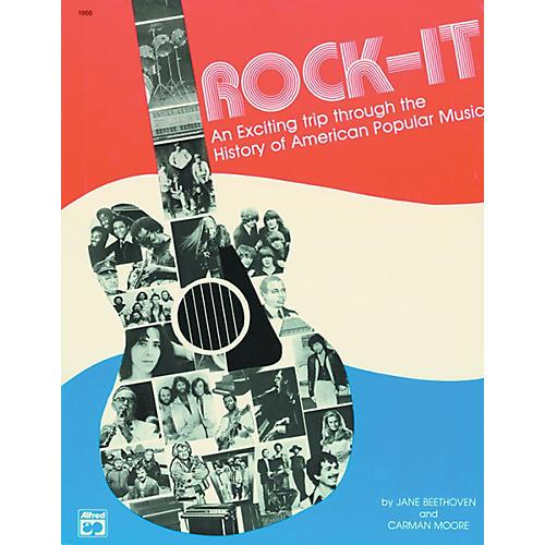 Alfred Rock-It Book thumbnail