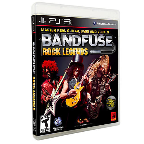 Nady Rock Legends Artist Pack for PS3-thumbnail