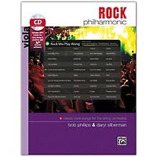 Alfred Rock Philharmonic Viola Book & CD