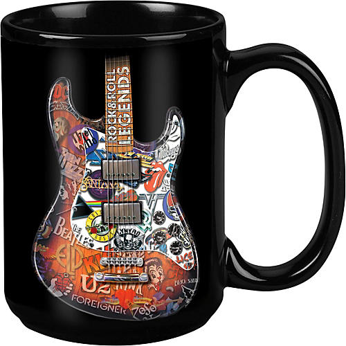 Taboo Rock & Roll Legends Black Mug 15 oz thumbnail