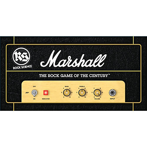 Hal Leonard Rock Science Marshall Board Game thumbnail
