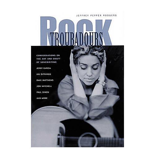 String Letter Publishing Rock Troubadours Book thumbnail