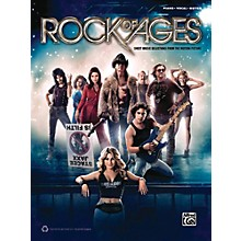 Alfred Rock of Ages Selections from the Motion Picture PVC Book