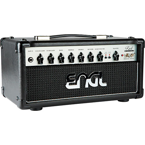 Engl RockMaster 20W Tube Guitar Amp Head with Reverb thumbnail