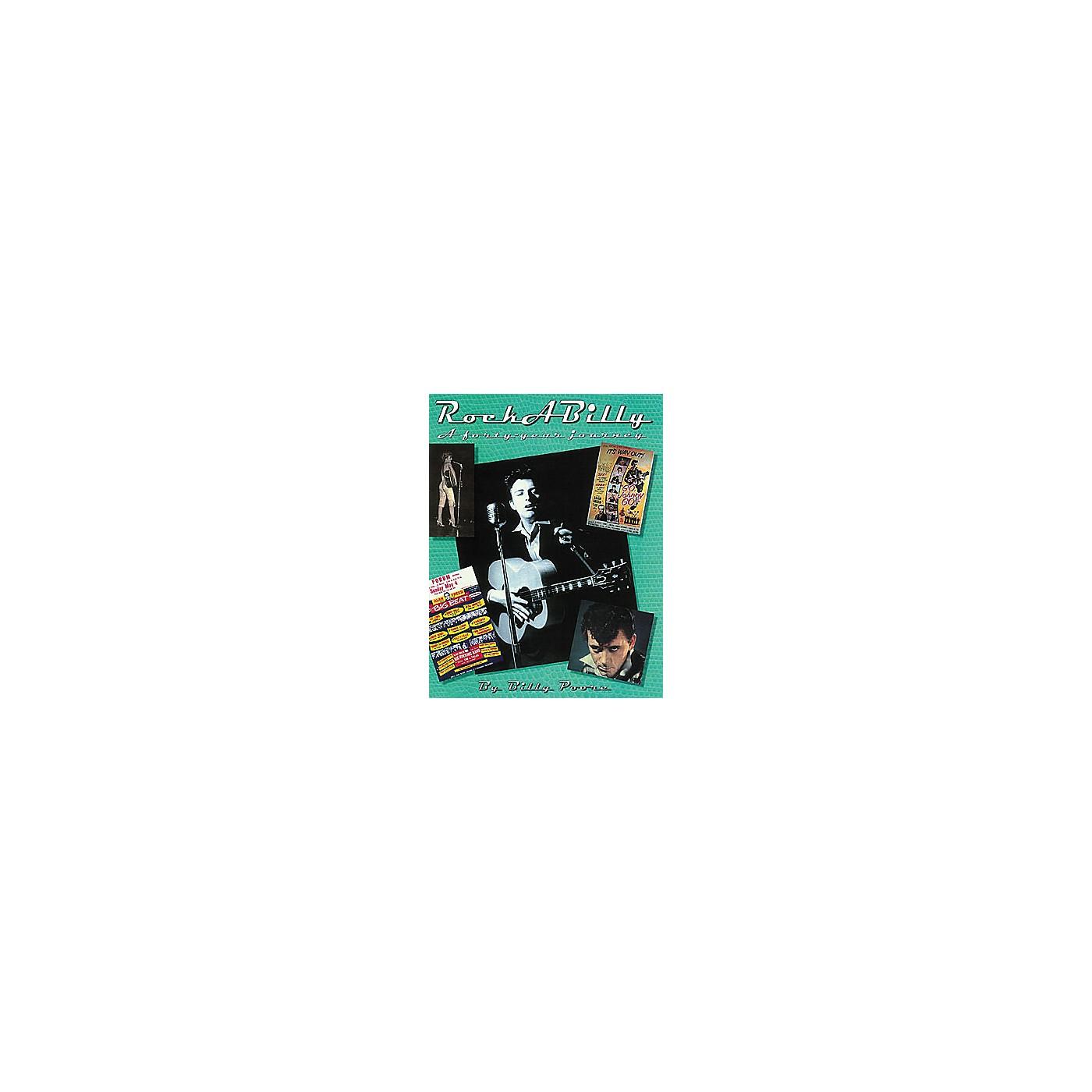 Hal Leonard Rockabilly: A Forty-Year Journey Book thumbnail